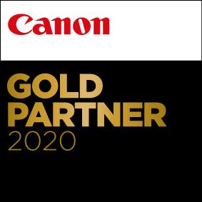 Malex City Copy Service D.O.O nastavlja kvalitetan rad i u 2020 godini kao GOLD PARTNER Canon-a